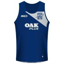 Port Adelaide  Power 2018 AFL Kids Training Singlet