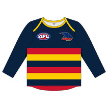 Adelaide Crows Replica Toddler L/S Guernsey