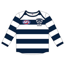 Geelong Cats Replica Toddler L/S Guernsey