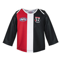 St Kilda Saints Replica Toddler L/S Guernsey