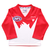 Sydney Swans Replica Toddler L/S Guernsey