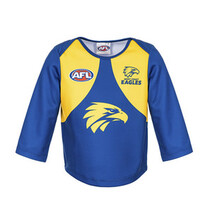 West Coast Eagles 2018 Replica Toddler L/S Guernsey