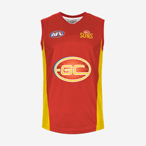 Gold Coast Suns Replica Youth Guernsey