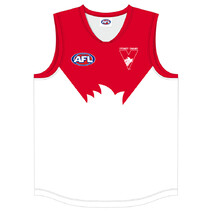 Sydney Swans Replica Youth Guernsey