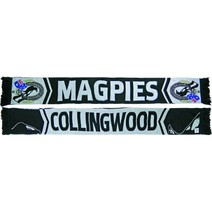 Collingwood Magpies Cleave Jacquard Scarf