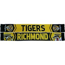 Richmond Tigers Cleave Jacquard Scarf