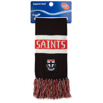 St Kilda Saints Bar Scarf