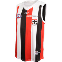 AFL Mens St Kilda Saints Clash Guernsey Adult T-Shirt