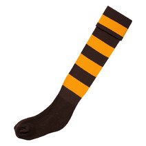 Hawthorn Hawks AFL Playing Socks