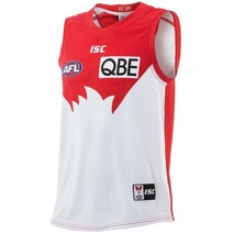 Sydney Swans Mens 2017 Home Guernsey