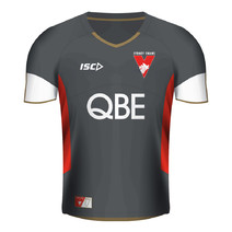 Sydney Swans 2017 Mens Football Training Tee