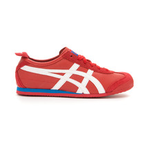 Asics Onitsuka Tiger Mexico 66 Casual Shoes Mens - Red/White