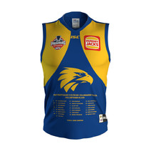 West Coast Eagles 2018 ISC Mens Premier Guernsey