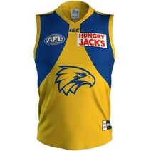 West Coast Eagles 2019 ISC Mens Clash Guernsey