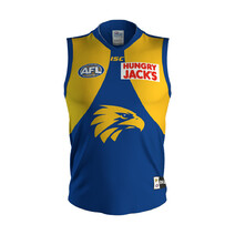 West Coast Eagles 2019 ISC Mens Home Guernsey