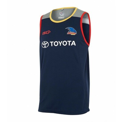 Adelaide Crows Kids Training Singlet