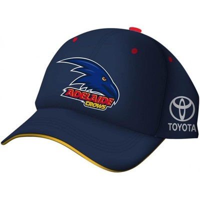 Adelaide Crows 2019 Mens Media Cap