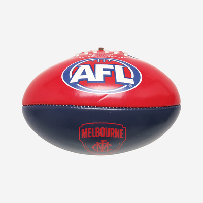 AFL Club Softie Ball Melbourne Demons