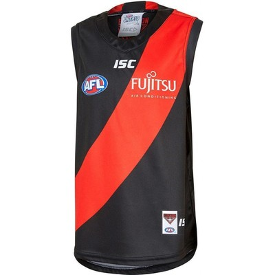 Essendon Bombers 2018 ISC Kids Home Guernsey