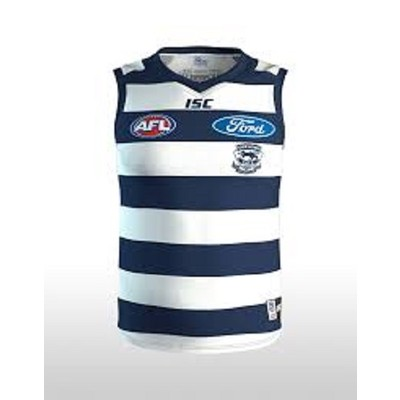Geelong Cats 2016 Men's Home Guernsey [Size:3XL]