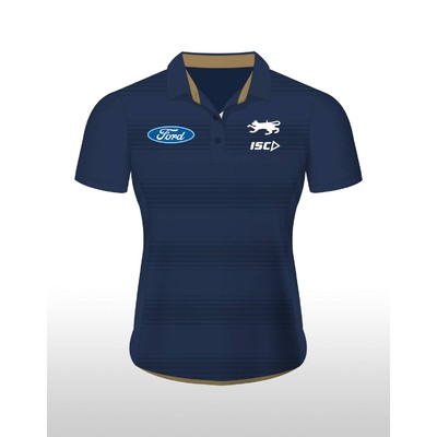 Geelong Cats 2016 Ladies Players Polo [size: 10]