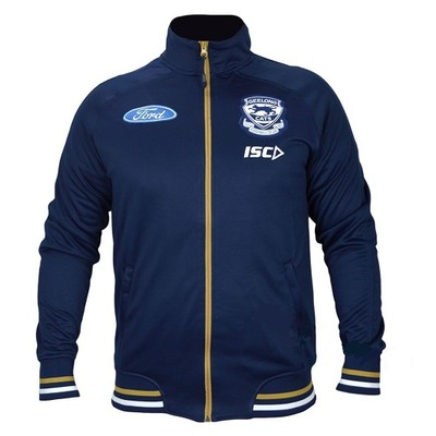 Geelong Cats 2016 Men's Team Track Jacket [Size: S]