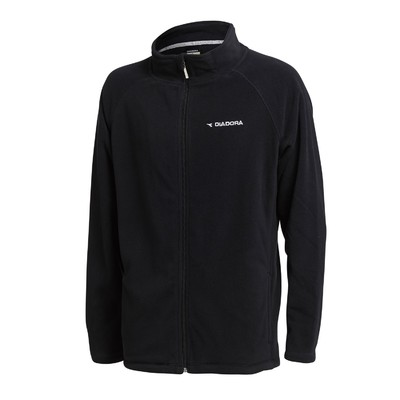 Diadora Mens Full Zip Polar Fleece Jacket