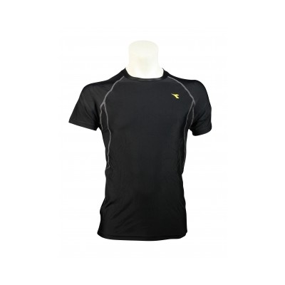 Diadora Compression Short Sleeve Tee Youth(Sizes:K14)