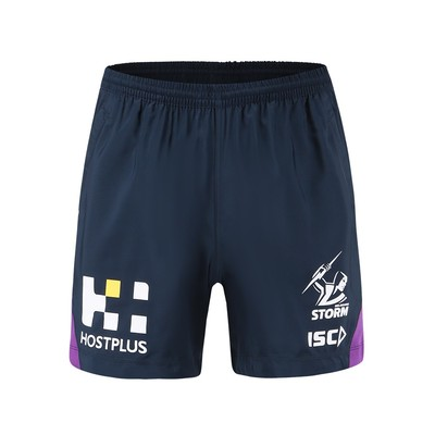 Melbourne Storm 2019 Kids Training Shorts