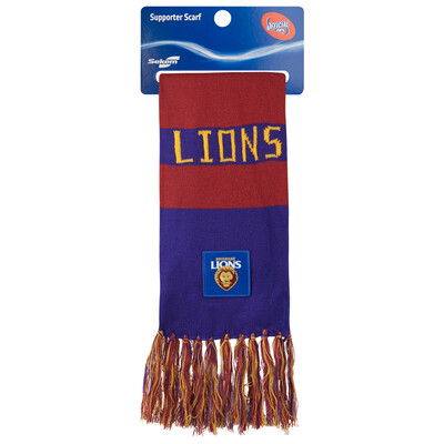 Brisbane Lions Bar Scarf