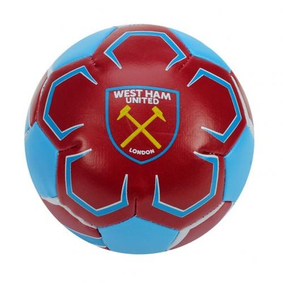 West Ham United F.C. 4 inch Soft Ball