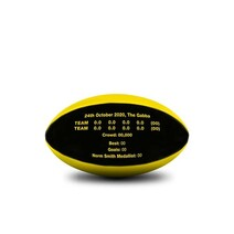 Richmond Tigers Sherrin 2020 Premiers PVC Football 20cm