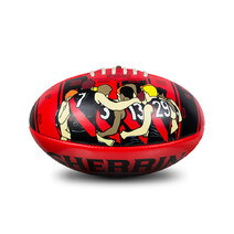 Sherrin AFL  All Surface Synthetic Song Size 2 - Essendon