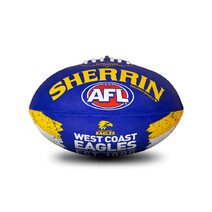 Sherrin AFL  All Surface Synthetic Song Size 2 - West Coast