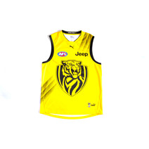 Richmond Tigers PUMA Mens Rep SL Training Guernsey