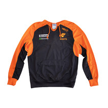 GWS Giants AFL ISC Mens Performance Hoody