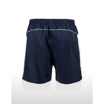 Tottenham Hotspur Kids Supporter Shorts - Navy/White/Gray