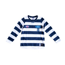 Geelong Cats COTTON-ON Junior Home L/S Guernsey