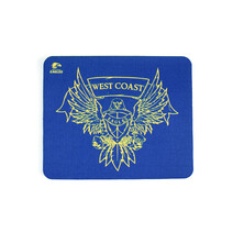 West Coast Eagles AFL TYPO Mouse Pad