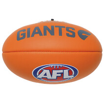 GWS Giants AFL Soft Touch Football Size 1