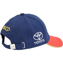 Adelaide Crows 2018 Mens Media Cap