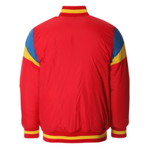 Mens Fan Varsity Jacket Gold Coast Suns