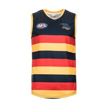 Adelaide Crows AusKick Pack (Guernsey, Short and Socks)