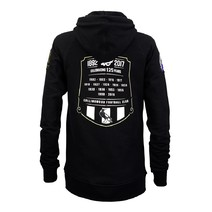 AFL Collingwood Magpies 125 Year Ladies Anniversary Hoody