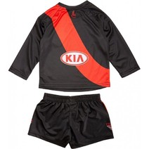 Essendon Bombers ISC Toddler Home Guernsey Set