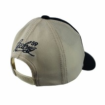 AFL Geelong Cats Mens Washed Cap [colour:Blue]