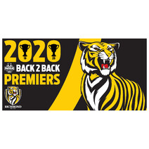 2020 Premiership Pole Flag