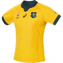 Wallabies 2019 Mens Game Day Home Jersey
