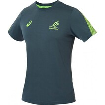 Wallabies  2019 ASICS Mens Training Tee