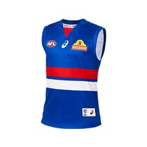 Western Bulldogs 2020 ASICS Youth Replica Guernsey